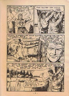 Extrait de Yuma (1re série) -180- Zagor le défi de Supermike