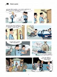 Extrait de Les gendarmes (Jenfèvre) -3- Radar-dare !