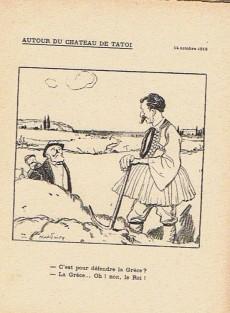Extrait de Jours de Guerre -2- Jours de guerre (1915-1918)