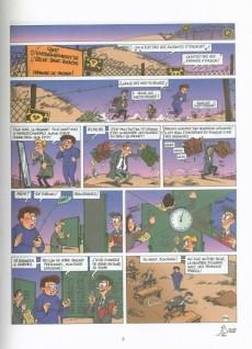 Extrait de L'Élève Ducobu -8Ind2011- Punis pour le meilleur et pour le pire