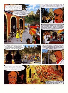 Extrait de Ric Hochet - La collection (Hachette) -39- Le disparu de l'enfer