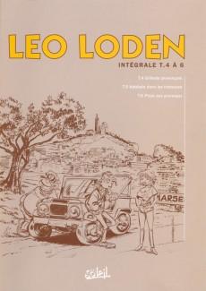 Extrait de Léo Loden (Intégrale) -2- Intégrale 2