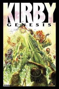 Extrait de Kirby Genesis -2- Un lourd secret