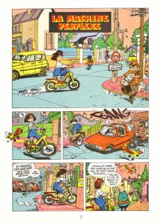 Extrait de Gil et Georges par Wasterlain (Les Aventures de) -1- La machine perplexe