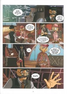 Extrait de Le petit Prince - Les Nouvelles Aventures -11- La Planète des Libris