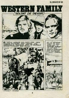Extrait de El Bravo (Mon Journal) -69- Soldat de devoir