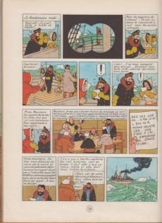 Extrait de Tintin (Historique) -10A20- L'étoile mystérieuse