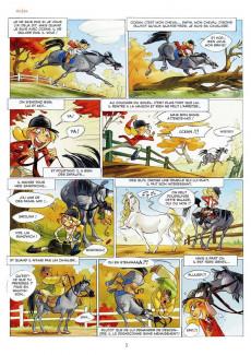 Extrait de Camomille et les chevaux -2- Sacré Pompon