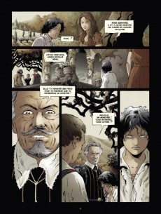 Extrait de Conquistador (Dufaux/Xavier) -2- Tome II
