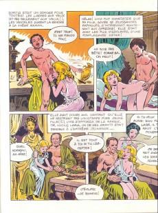 Extrait de Les amours de l'histoire -HS6- Domitia et Domitien