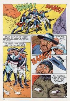Extrait de Zorro Géant (Greantori) -REC01- La rançon - la course au trésor
