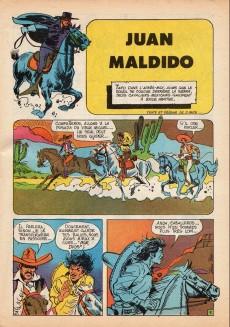 Extrait de Zorro Géant (Greantori) -3- Juan maldido
