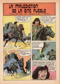 Extrait de Zorro Géant (Greantori) -4- La malédiction de la cité pueblo