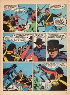 Extrait de Zorro Géant (Greantori) -5- Les otages