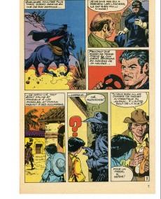 Extrait de Zorro Géant (Greantori) -88Bis- Le Sorcier yaki