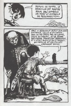 Extrait de Dalí - Dalí par Baudoin
