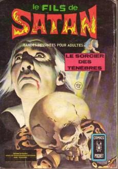 Extrait de Le fils de Satan -Rec03- Album N°3139 (n°5 et n°6)