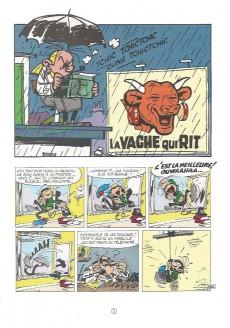 Extrait de Gaston (Hors-série) -Pub- Lagaffe qui rit