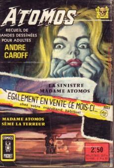 Extrait de Sidéral (2e série) -Rec3034- Album N°3034 (n°1 et n°2)