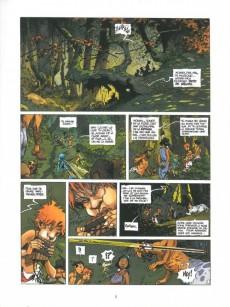 Extrait de Peter Pan (Loisel) -3c12- Tempête