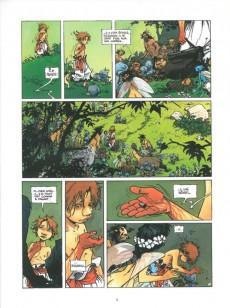 Extrait de Peter Pan (Loisel) -4b2012- Mains rouges