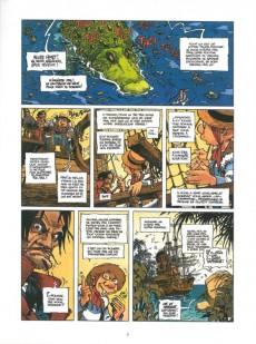 Extrait de Peter Pan (Loisel) -5b12- Crochet