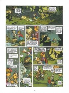 Extrait de Peter Pan (Loisel) -6b2012- Destins