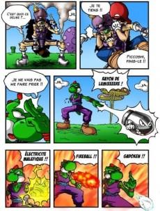Extrait de Super Dragon Bros. Z -1- Tome 1
