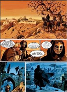 Extrait de Scorpion (The) -4- The Treasure of the Templars