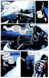 Extrait de Moon Knight (Marvel Knights) -2- Bas les masques