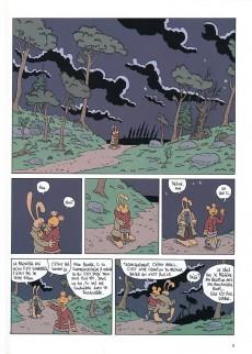 Extrait de Lapinot (Les formidables aventures de) -9- Pour de vrai