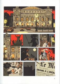 Extrait de Jérôme K. Jérôme Bloche -1e2012- L'ombre qui tue