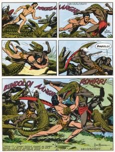 Extrait de Tarzan (7e Série - Sagédition) (Appel de la Jungle) -1- Le berceau des dieux