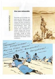Extrait de Tintin - Publicités -9Total- Le Crabe aux pinces d'or