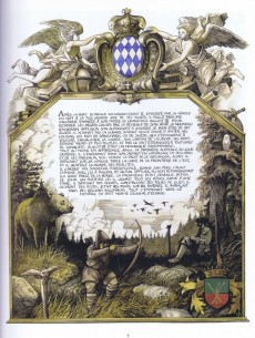 Extrait de Le royaume de Borée - La Saga des Pikkendorff -2- Henrick