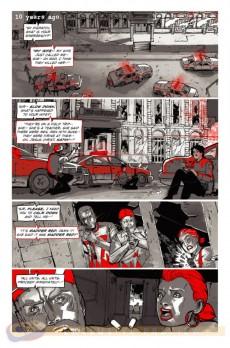 Extrait de Bedlam (2012) -1- Bedlam #1