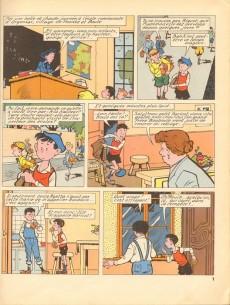 Extrait de Mousse et Boule -1- Mademoiselle Pic a disparu