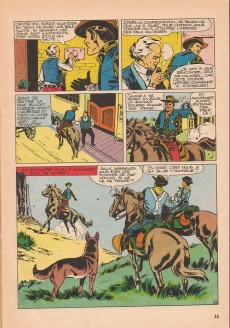 Extrait de Rin Tin Tin & Rusty (2e série) -54- La mort aux gants noirs