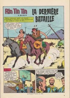Extrait de Rin Tin Tin & Rusty (2e série) -173- La dernière bataille