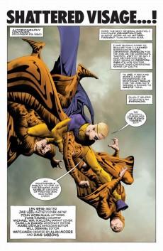 Extrait de Before Watchmen: Ozymandias (2012) -4- Ozymandias 4 (of 6) - Shattered Visage...!