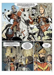 Extrait de L'histoire de France pour les nuls -3- Des croisades aux templiers