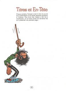 Extrait de Gaston (Rombaldi) -2- Tome 2