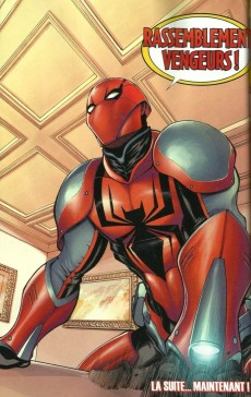 Extrait de Spider-Man (Marvel France 3e série - 2012) -6- Fins du monde