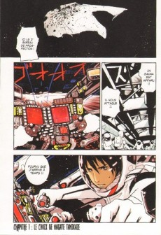 Extrait de Knights of Sidonia -1- Tome 1