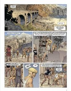 Extrait de Le dernier Templier -4- Le faucon du temple
