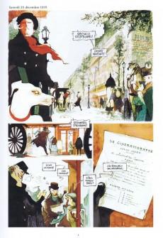 Extrait de La colère de Fantômas -1- Les Bois de Justice