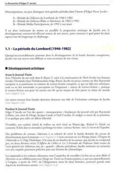 Extrait de (AUT) Jacobs, Edgar P. -28- La Revanche d'Edgar P. Jacobs
