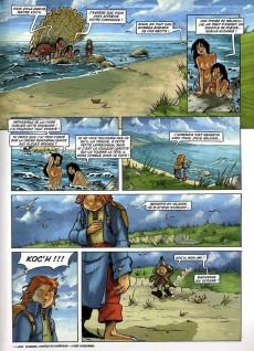 Extrait de Les contes du Korrigan -6b- Livre sixième: Au Pays des Highlands