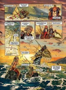 Extrait de Les contes du Korrigan -5b2012- Livre cinquième : L'Île d'Émeraude