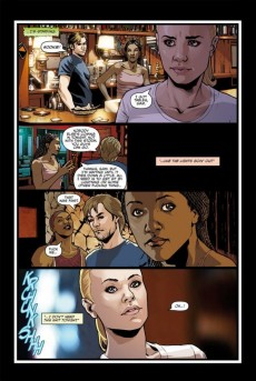 Extrait de True Blood (TPB) -INT01- All Together Now